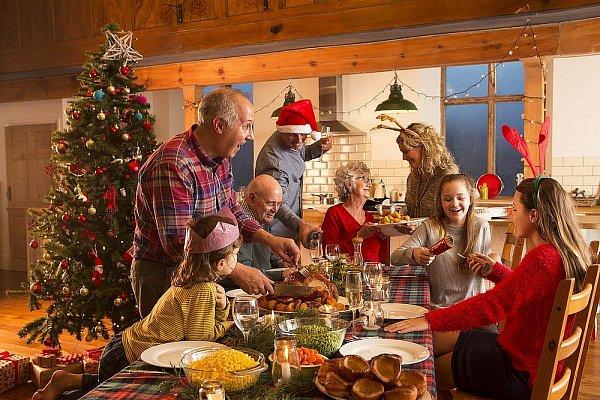 Ako najlepšie stráviť Vianoce?