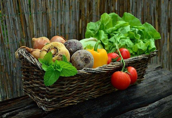Neškatuľkujte si zeleninu a jedzte ju z plného hrdla