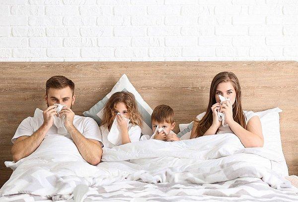 Pozor na všadeprítomnú chrípku