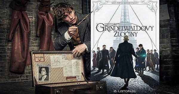 Recenzia: Fantastické zvieratá: Grindelwaldové zločiny