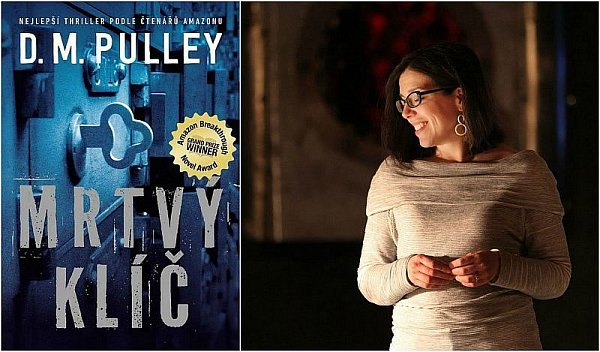 Recenzia: Mŕtvy kľúč od D. M. Pulley