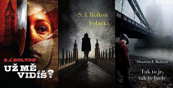 RECENZIA: Vražedná séria od Sharon J. Bolton